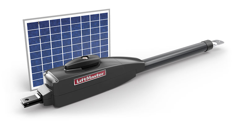 LiftMaster Electric Solar Power Gate Opener